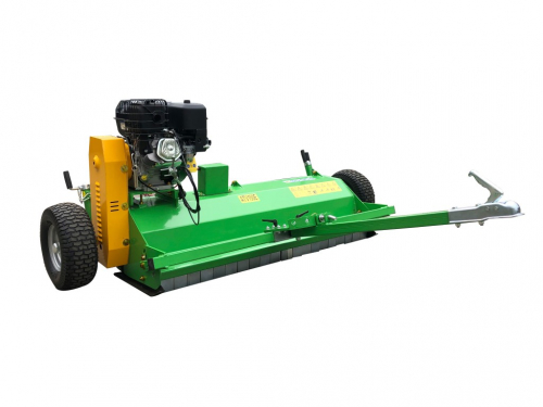Bowell ATV Flail Mower With 15 HP Briggs&Stratton Engine & Car Trailer Hook