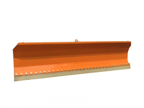 Bowell snow blade snow plow with pendulum compensation - Cat I / Cat II / Euro frontloader universal adapter - PU scraper - available in 140/160/180/200/220/240cm