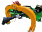 Preview: Bowell BCRM verge flail mower incl. PTO shaft - 800gr flail hammer -  up to 75cm grass height - 30hp to 65hp tractor - 135cm to 195cm working width