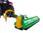 Preview: Bowell BCRS heavy duty verge mower - 1300gr hammer - for more than 75cm grass height - 60 to 120hp -  180cm to 240cm working width