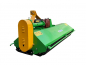 Preview: Bowell EFGC middle duty Flail Mower with Comer transmission - incl PTO shaft - 540 & 1000 rpm - 800gr. flail hammer - up to 75cm grass height - for 18 to 65hp tractor - 115 to 195cm working width