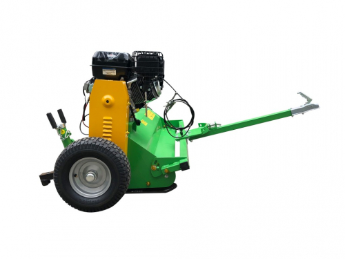 Bowell ATV Flail Mower - 15hp Briggs&Stratton engine - 320gr forged hammers - up to 40cm grass height - 120cm + 150cm working width