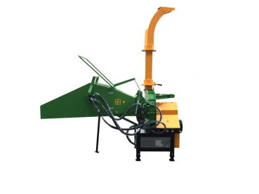 Bowell WC Wood Chipper - throw-out extension