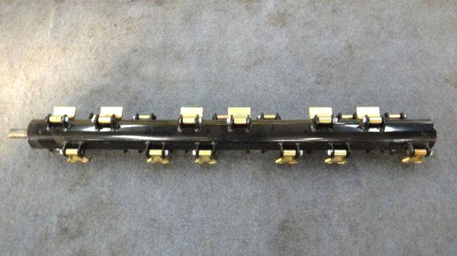 Etwas Neues genug Bowell Tractor Anbaugeräte, Fräse, Umkehrfräse,Mulcher @SW_31