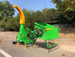 Bowell BX-72RS Wood Chipper  Wood Shredder with hydraulic system - new enhanced BX-62 version