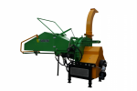 Bowell WC 8H Wood Chipper  Wood Shredder with hydraulic system - DISCONTINUED