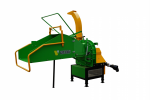 Bowell WC 8M Wood Chipper  Wood Shredder with mechanic input system - DISCONTINUED